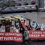 COMMUNIQUÉ: Rassemblement durant la rencontre des premiers ministres canadiens  pour rappeler l'urgence d'agir face à la crise climatique