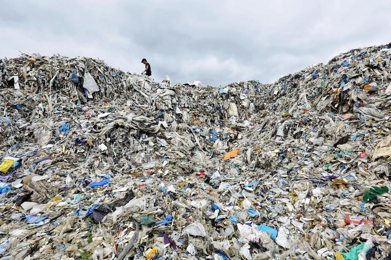 Malaysia's Broken Global Recycling System. © Nandakumar S. Haridas