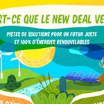 [INFOGRAPHIE]Qu'est ce que le New Deal Vert ?