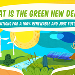 [INFOGRAPHIC] What is the Green New Deal?