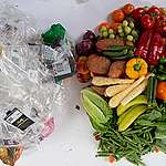 Ask supermarket to stop plastic packaging