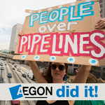 Major insurance company Aegon divests from tar sands