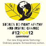 Stories to fight apathy and inspire change