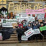 Membres de Desjardins, c'est le temps d'AGIR contre les pipelines !!!