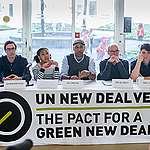 Lancement du New Deal Vert