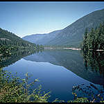 Francis Lake, Western Vancouver Island, British Columbia, Canada. © Mike Lowman / Greenpeace