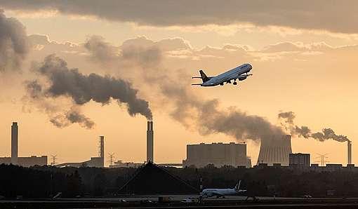 Aéroport Tegel de Berlin et Pollution de l'Air
