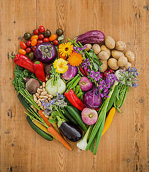 Seasonal and Regional Vegetables