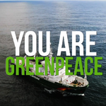You are Greenpeace. Thank you!