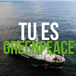 Greenpeace, c'est toi. Un grand merci!