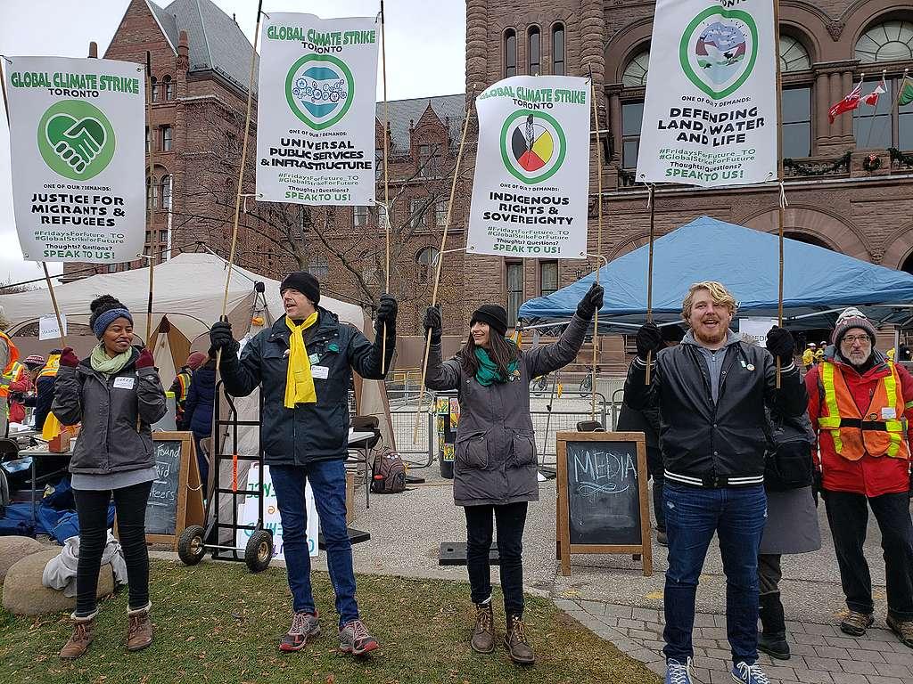 climate strike Friday 29th november 2019