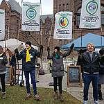 Fridays for Future Toronto :une approche intersectionnelle de la justice climatique