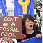 """The fossil fuel industry's """"genderwashing"""" exposes another layer of their hypocrisy"""