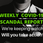 Weekly covid-19 scandal report. Greenpeace tracking government and corporate attempts for bailouts and profiteering and regulatory rollbacks