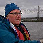 Portrait of Bruce Cox, Greenpeace Canada Executive Director. © Greenpeace / Jeremy Williams