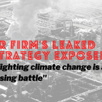 """""""How do they sleep at night?"""" Unpacking the online outrage about a PR firm's leaked strategy to gaslight us on climate change"""