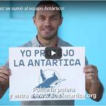 Marcelo Díaz, el nuevo crack de ballenas y pingüinos