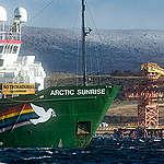 Greenpeace y aprobación de tronaduras en isla Riesco