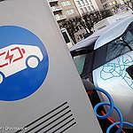 Greenpeace emplaza al gobierno por bajas cifras de electromovilidad en Chile