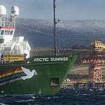 Greenpeace a horas del inicio de tronaduras en Mina Invierno