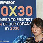 Greenpeace dijo presente en la ONU para proteger los océanos