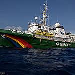 Greenpeace comienza un viaje histórico del Ártico a la Antártida para proteger los océanos