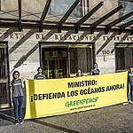 """""""Canciller Ribera: Que no sea un martes 13 para los océanos"""""""
