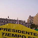 Greenpeace destaca marchas multitudinarias y rechaza actos de violencia contra la prensa