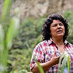 7 personas fueron declaradas culpables del asesinato de Berta Cáceres