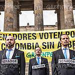 """Greenpeace por histórico fallo que ordena sustituir el asbesto:  """"Un juez ha hecho lo que no hizo ni el gobierno ni el Congreso"""""""