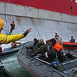 Justicia para los 30 del Ártico: acuerdo entre los Países Bajos y Rusia