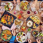 Una comida, un día, una semana a la vez
