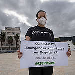 Emergencia climática en Bogotá: las razones de Greenpeace para declararla de manera urgente