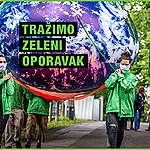 Zeleni oporavak i klimatska kriza moraju biti prioriteti u političkim programima