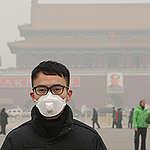 Air Pollution in Beijing. © Yin Kuang