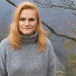 Herečka Iva Pazderková ve videoklipu Greenpeace