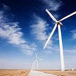 Wind Turbines in China. © Greenpeace / Markel Redondo