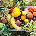 Vegetables and Fruit in Germany. © Axel Kirchhof / Greenpeace