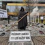 Lidé budou demonstrovat před elektrárnou Počerady. Budoucnost je možná jen bez uhlí.