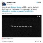 CENSURERET VIDEO: Se reklame-samarbejdet mellem LEGO og Shell, som ikke må komme frem