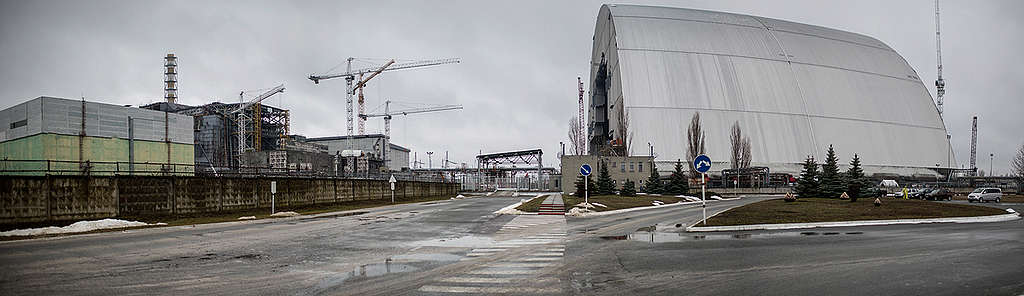 Chernobyl 30 Years After the Nuclear Disaster. © Denis Sinyakov