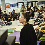 European Changemakers Camp in Poland.