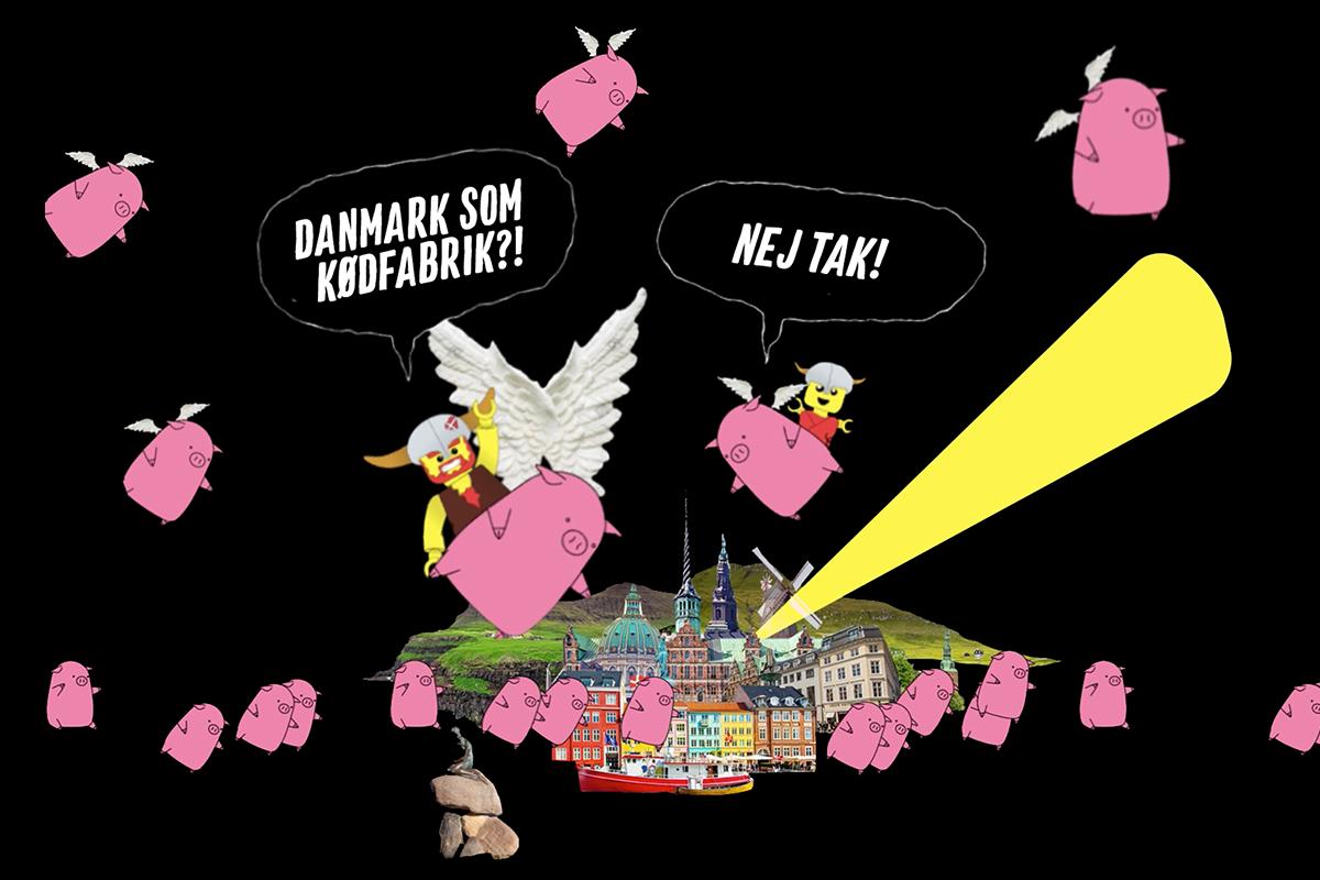 Danmark som kødfabrik nej tak
