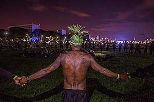 Free Land Camp 2019 in Brazil. © Christian Braga / MNI