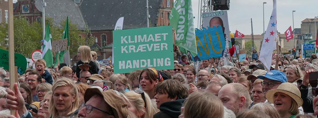 Klimaet kræver handling