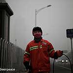 Beijing's first air pollution red alert of 2016, coal burning the culprit – Greenpeace