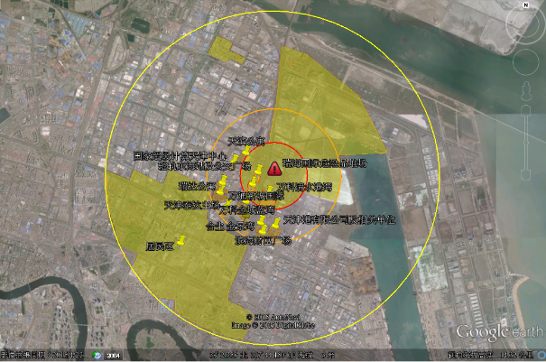 Tianjin blast update: authorities evacuate area surrounding blast site