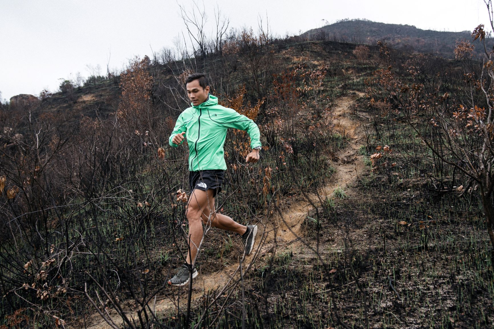 Let's Talk about Climate Change: Hong Kong's top runner Wong Ho-chung loves nature through respect