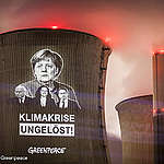 Merkel shows support for climate-neutral EU by 2050