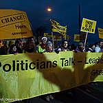 Politicians Talk - Leaders Act